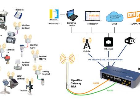 SignalFire Wireless Telemetry & Machfu Introduce Integrated 900MHz Sensor Network-to-Cloud Solution
