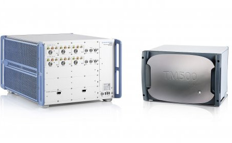 Rohde & Schwarz and VIAVI Demonstrate 5G NR High-Speed Downlink IP Data using 8x FR1 and FR2