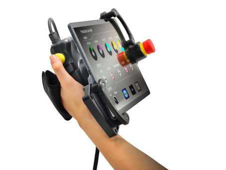 IDEC's Safety Commander Merges Industrial-Grade Safety with HMI Tablets