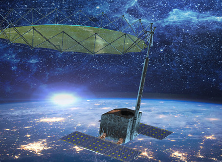 L3Harris Redesigns Reflector Antenna for Small Satellite Market