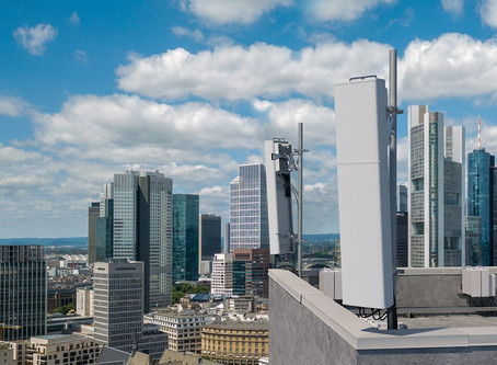 Ericsson AIR Solutions Accelerate 5G Mid-Band Deployment