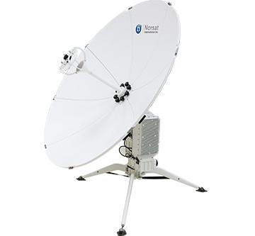 Norsat International Launches New Ka-Band Terminal in Its WAYFARER Series of Satellite Antennas