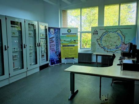 SCADA Laboratory Inaugurated at Polytechnic University of Bucharest