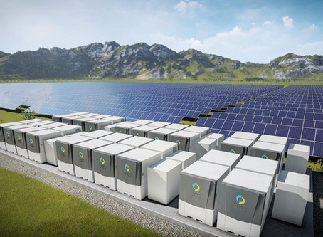 Asia Pacific Is Expected to Be the Largest Market for New Utility-Scale Energy Storage Capacity