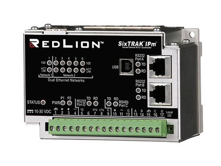 Red Lion Expands SixTRAK Line of Industrial RTUs