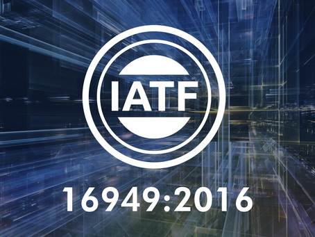 Fujipoly Achieves IATF 16949:2016 Certification