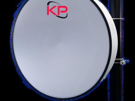 KP Performance Antennas Debuts 11 GHz ProLine Parabolic Antennas