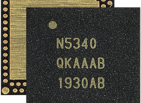 New Dual Arm Cortex-M33 Processor Wireless SoC for Demanding Low Power IoT Applications