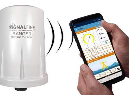 SignalFire Telemetry Announces RANGER Certification by Verizon for Use on the CAT M1 Network