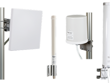 KP Performance Antennas Releases New Wi-Fi 6 and Wi-Fi 6e Omni and Flat Panel Antennas
