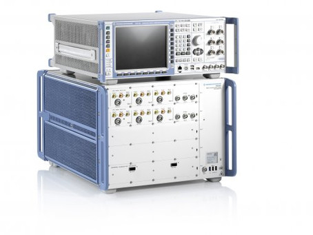 Contintental Resources Offers High Volume 5G Mobile Device Testing with Rohde & Schwarz Equipment