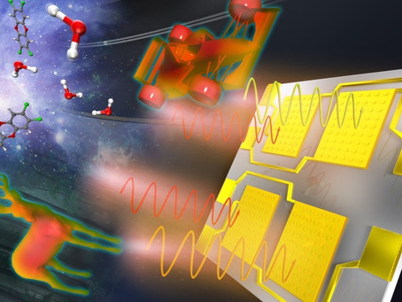 WPI-MANA Creates On-chip Sensor for Infrared Spectrography