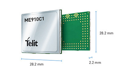 Telit ME910C1-WW and ME910C1-NA LTE-M Modules Certified by U.S. Cellular