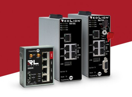 Red Lion Introduces Secure Industrial Remote Access Platform