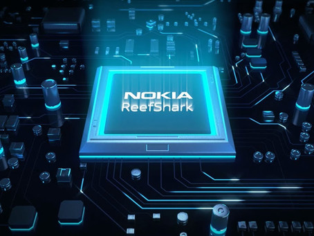 Nokia Launches Next-Generation AirScale 5G Portfolio Powered by ReefShark Technology