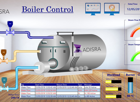 ADISRA Introduces ADISRA SmartView 4.0 HMI and SCADA Package
