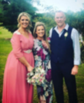 Introducing Mr & Mrs Hall! Oh you two ar