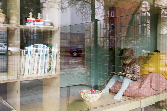 Kindertagesstätte junges Gemüse e. V., Hannover