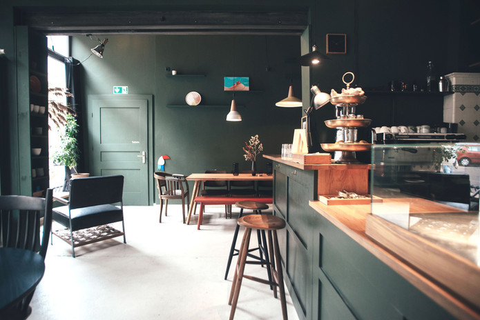 Cafe lauritz, Leipzig