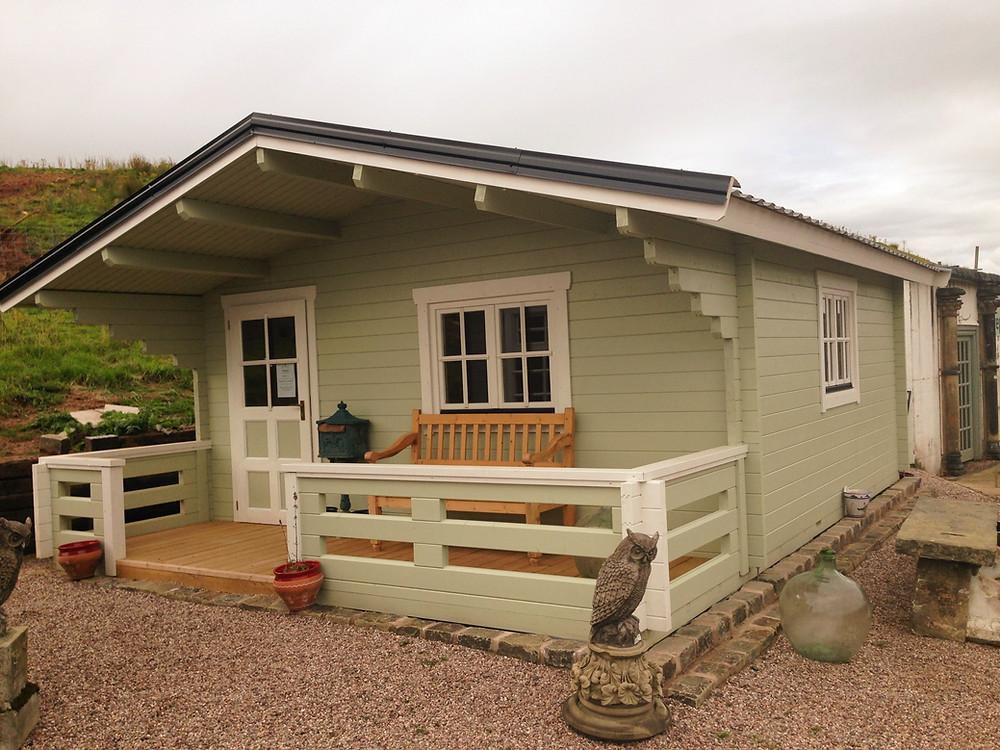 Log cabin Insurance Ireland