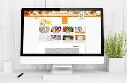 עיצוב אתר - יולה חלפין