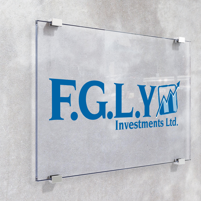 עיצוב לוגו - חברת השקעות
