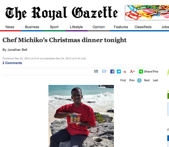 The Royal Gazette