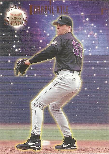 1998 Topps Stars Bronze