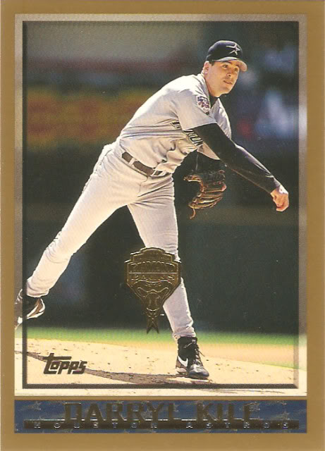 1998 Topps Inaugural Diamondbacks