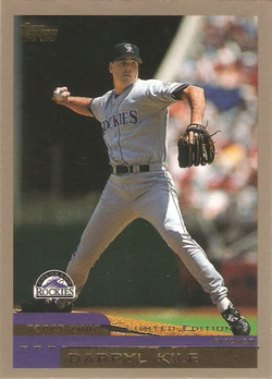 2000 Topps Limited
