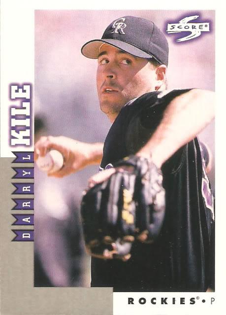 1998 Score Rookie Traded