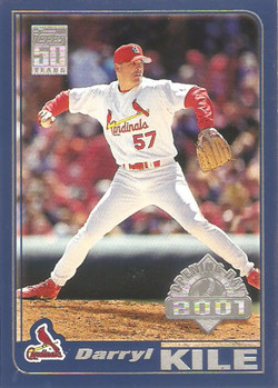 2001 Topps Opening Day