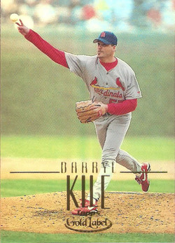 2002 Topps Gold Label