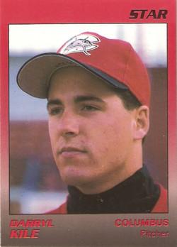 1989 Columbus Mudcats Star