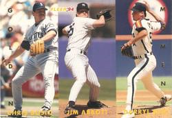 1994 Fleer Golden Moments Jumbo