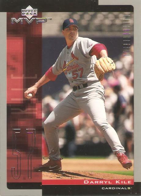 2001 Upper Deck MVP