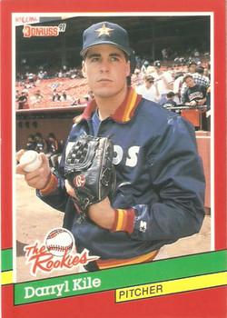 1991 Donruss The Rookies