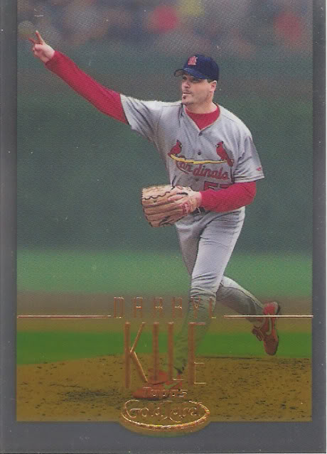 2002 Topps Gold Label Class 1 Gold