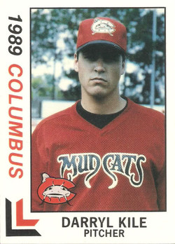 1989 Columbus Mudcats Best