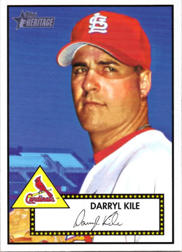 2001 Topps Heritage