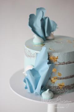 blue semi naked chocolate sails