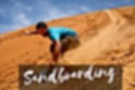 pakej padang pasir vietnam