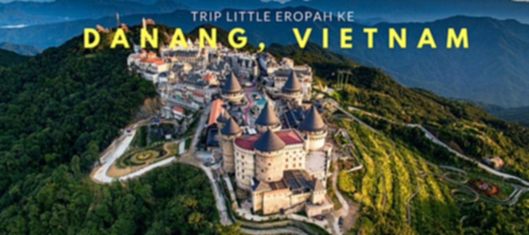 Pakej Ke Padang Pasir Vietnam