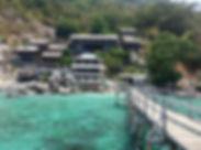 pakej pulau malaysia-lanting beach resor