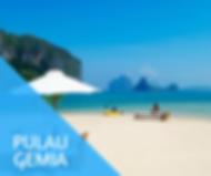 pakej pulau gemia