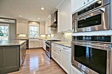 custom homes falls church