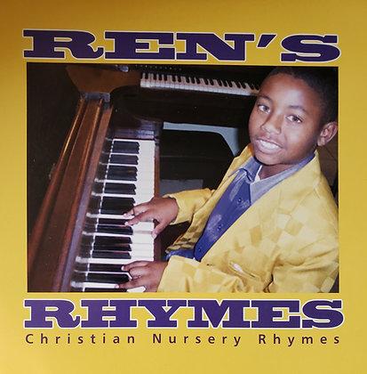 REN'S RHYMES Christian Nursery Rhymes