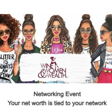 Wine, Women & Wealth Networking