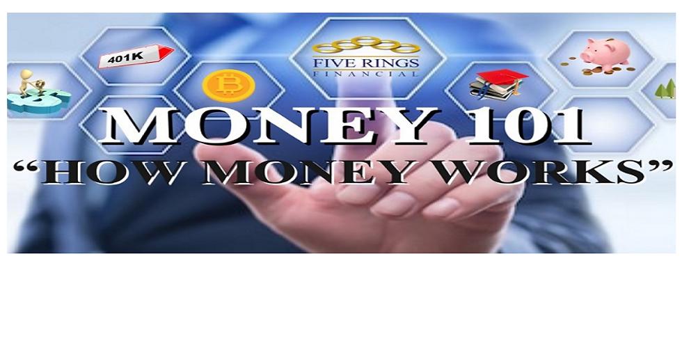 Money 101 Webinar (Spanish)