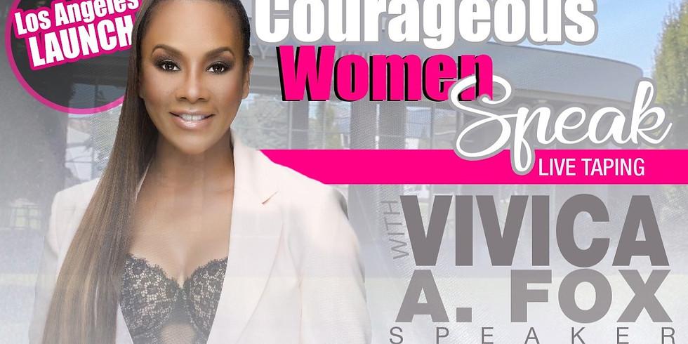 Courageous Women Speak